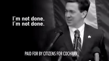 Thad Cochran's latest ad in Mississippi's GOP runoff is just brutal