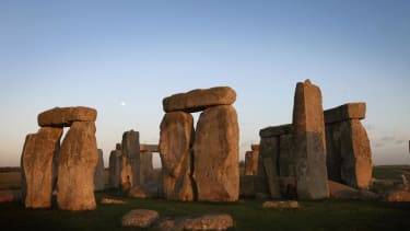 Archaeologists discover Stonehenge was once a full circle