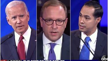 Jon Karl fact checks Democratic debate