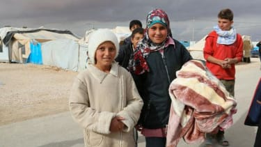 Lack of funds forces World Food Program to stop aid for 1.7 million Syrian refugees