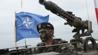 Has the world given up on NATO?