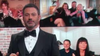 Jimmy Kimmel hosts the 72nd Primetime Emmy Awards