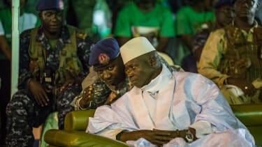Yahya Jammeh.