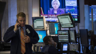 Traders react to Janet Yellen