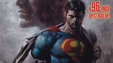 In the latest Superman comic, the Man of Steel declares he's sick and tired of seeing his actions interpreted as U.S. policy.