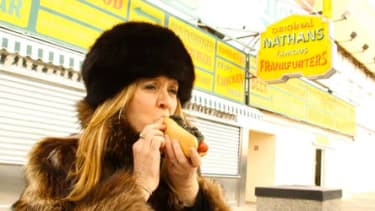 The Daily Show studies Russian expansionist aggression... in Brooklyn