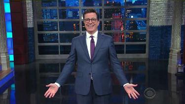 Stephen Colbert tackles that Pepsi ad