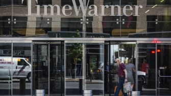 Time Warner Cable headquarters in New York City.