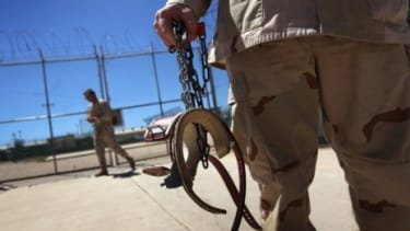 The U.K. court cases for the 16 former Guantanamo Bay detainees could have cost the government between $48 and $81 million over a five-year period.