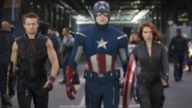 """Joss Whedon's """"The Avengers"""" may assume too much of its audience, in particular that it knows the backstories of superheroes like Hawkeye, Captain America, and Black Widow."""