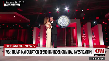 Trump inaugural committee under criminal investigation