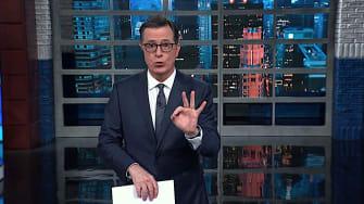Stephen Colbert savages Lindsey Graham