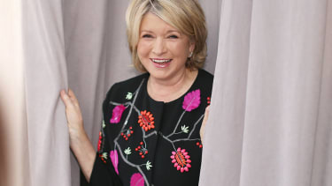 TV personality Martha Stewart attends The Comedy Central Roast of Justin Bieber at Sony Pictures Studios on March 14, 2015 in Los Angeles, California.