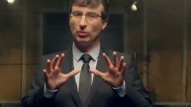 The preview for John Oliver's new HBO show is hilarious