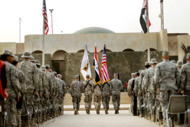 Should supporters of the Iraq War shut up now?