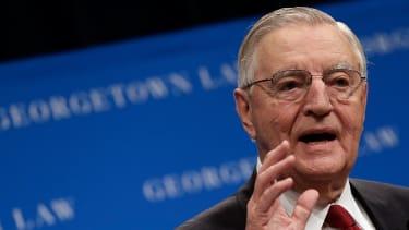 Walter Mondale in 2013