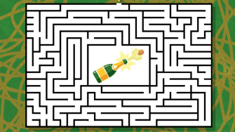 A maze.