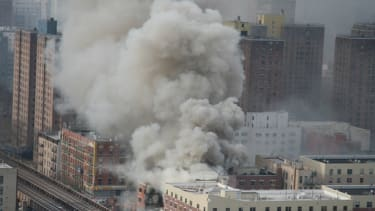 Massive Manhattan building explosion leaves 7 dead, 75 injured as search continues
