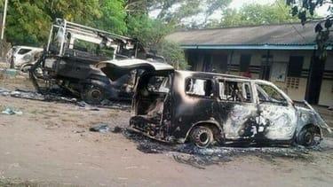 Terrorists slaughter 48 people in Kenya