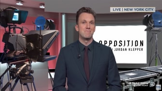 Jordan Klepper previews his new Comedy Central show