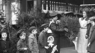 Christmas 1918.
