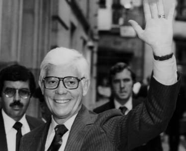 John Anderson, independent presidential candidate, is dead at 95
