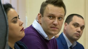 Alexei Navalny found guilty of embezzlement, again
