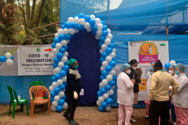 COVID-19 vaccination in India.