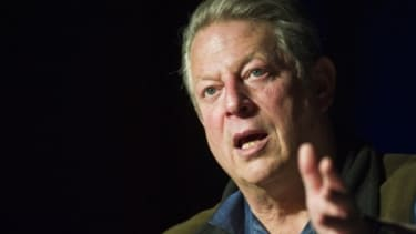 Al Gore says President Obama isn't living up to his climate change promises, an accusation that some say could ignite the Right.