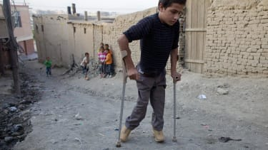 Polio is making a huge comeback