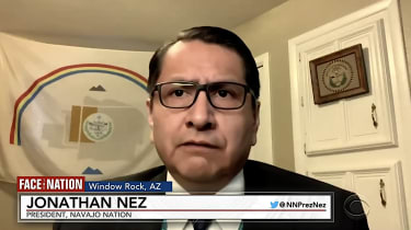 Navajo Nation President Jonathan Nez