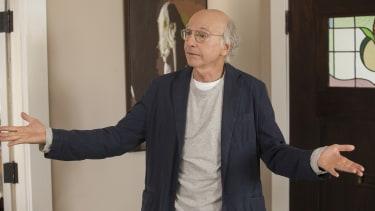 Larry David returns.