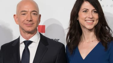 Jeff and MacKenzie Bezos are getting a divorce
