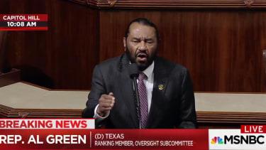 Texas Rep. Al Green.
