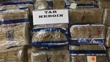 heroin prices