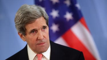 Kerry asks Turkey and Qatar to secure release of Israeli soldier