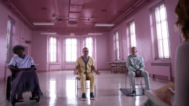 A scene from Glass.