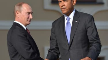 Obama on pro-Russian rebels: 'What exactly are they trying to hide?'
