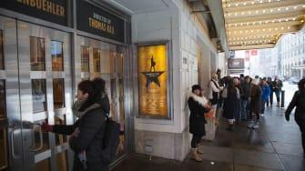 Hamilton musical.