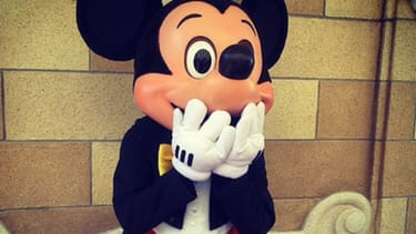 Disneyland was the most-Instagrammed place in 2014