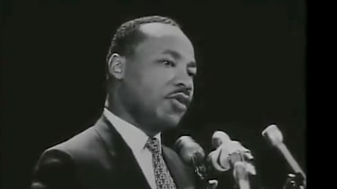 Martin Luther King Jr. in 1967
