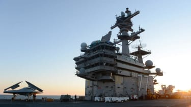 Navy engineer charged with trying to send information to Egypt on new U.S. aircraft carrier