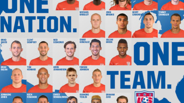 Landon Donovan will not be at the 2014 World Cup