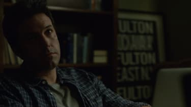 Watch the chilling new teaser for Gone Girl