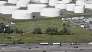 Colombia oil pipeline.