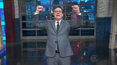 Stephen Colbert congratulates House GOP on TrumpCare passage