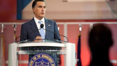 If the response to Mitt Romney's speech at the NAACP on July 11 is any indication, the GOP nominee is struggling to woo the minority voters he so desperately needs.