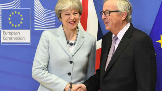 Britain and the EU agree on the terms of Brexit
