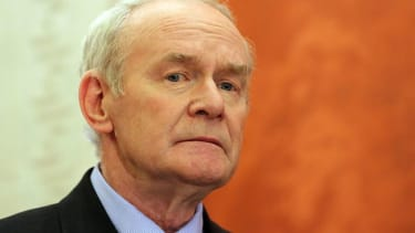 Martin McGuinness is dead at 66
