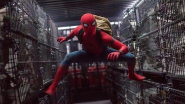 Peter Parker is back.